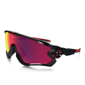 Oakley Jawbreaker Prizm Sunglasses - Matte Black/Prizm Road