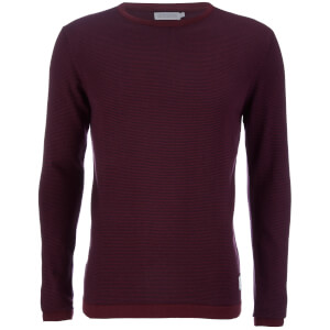Pull Jack & Jones Men Chris -Bordeaux