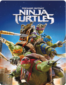 Teenage Mutant Ninja Turtles - Limited Edition Steelbook