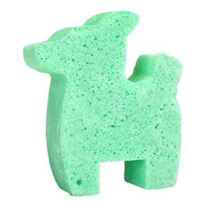 Spongelle Body Wash Infused Sponge Animals - Dog