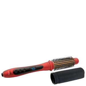 CHI Air Amplitude Ceramic Heated 1.25 Inch Round Barrel Brush - Red