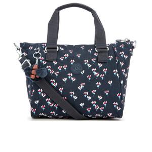Kipling Women's Amiel Medium Handbag - Small Flower