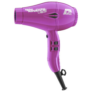 Secador de pelo iónico Advance Light de Parlux - Lila