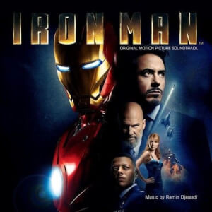 Iron Man Limited Edition Exclusive Original Soundtrack Vinyl 7""