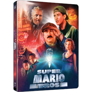 Super Mario Bros - Zavvi UK Exclusive Limited Edition Steelbook