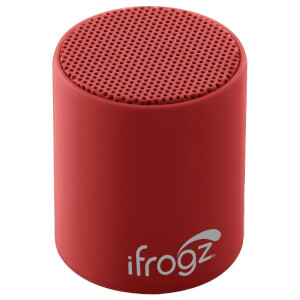 iFrogz Code Pop Bluetooth Speaker - Black Cherry