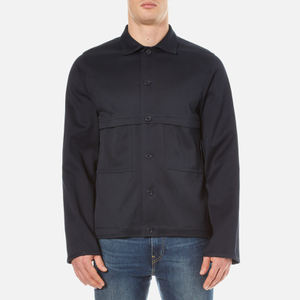 A.P.C. Men's Blouson Carnac Jacket - Dark Navy