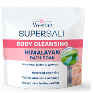 Westlab Supersalt Himalayan Body Cleanse -kylpysuola