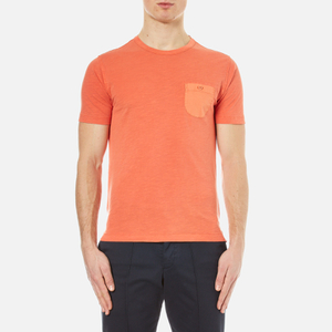 YMC Men's Dead End T-Shirt - Orange