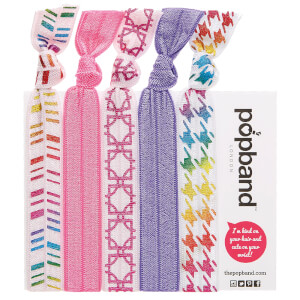 Popband London Hair Ties - Pacha