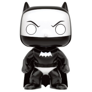 DC Heroes Negative Batman LE Pop! Vinyl Figure