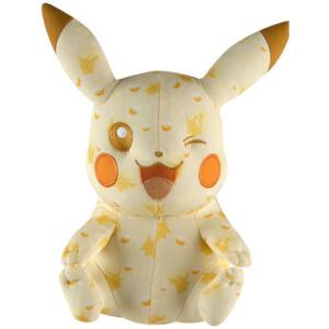 Peluche Pikachu Clin d'œil Pokémon - Édition 20ième Anniversaire