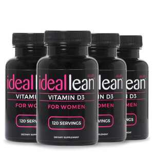 IdealLean Vitamin D3 480 Servings