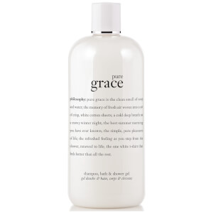 philosophy Pure Grace Shampoo, Bath And Shower Gel 480ml - AU/NZ