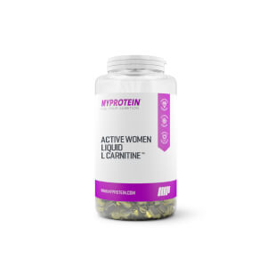 Capsule de L-Carnitină Lichidă Active Women