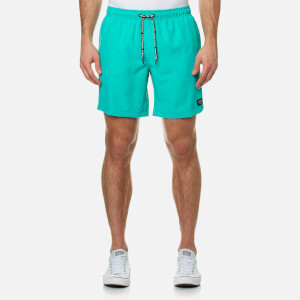 Bjorn Borg Men's Seasonal Solid Swim Shorts - Blue