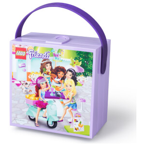 LEGO Lunch Box mit Griff - LEGO Friends