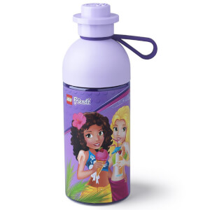 LEGO Friends Hydration Flasche 0.5L - Lila