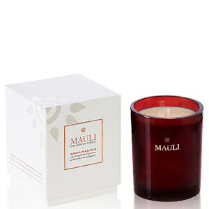 Mauli Sundaram and Silence Pure Essential Oil Candle 210g