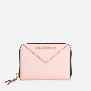 Karl Lagerfeld Women's K/Klassik Small Zip Wallet - Quartz