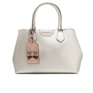 Karl Lagerfeld Women's K/Lady Shopper Bag - Champage