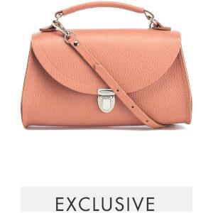 The Cambridge Satchel Company Women's Exclusive Mini Poppy Bag with Stamp - Terracotta Grain
