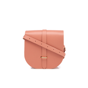 The Cambridge Satchel Company Women's Saddle Bag - Terracotta Grain