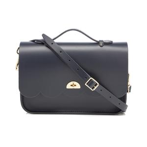 The Cambridge Satchel Company Women's Cloud Bag With Handle - Navy