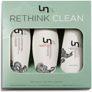 Unwash Rethink Clean Kit (3 Products)