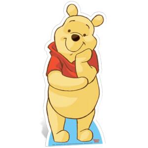 Silhouette Découpée Winnie l'ourson
