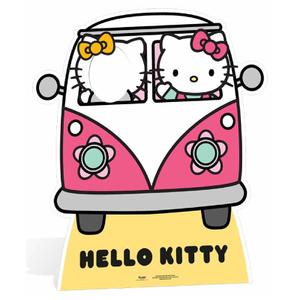 Passe-Tête en Carton Hello Kitty
