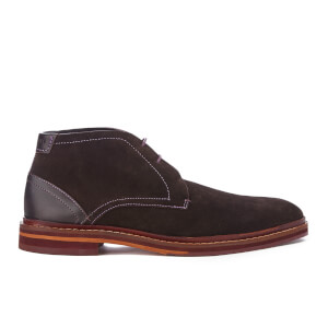 Ted Baker Men's Azzlan Suede Desert Boots - Brown
