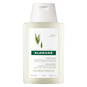 KLORANE Shampoo with Oat Milk - 100ml