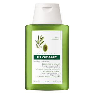 KLORANE Shampoo with Essential Olive Extract - 3.38 fl. oz.