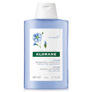 KLORANE Shampoo with Flax Fiber - 200ml