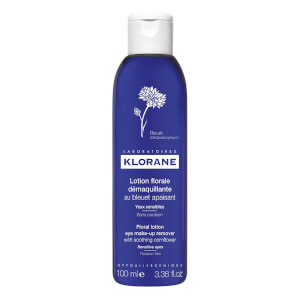 KLORANE Eye Make-up Remover with Soothing Cornflower - 3.4 fl. oz.