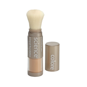Colorescience Loose Mineral Foundation Brush SPF 20 - Not Too Deep