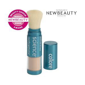 Colorescience Sunforgettable Mineral Sunscreen Brush SPF 50 Matte - Tan