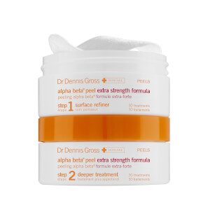 Dr. Dennis Gross Skincare Extra Strength Alpha Beta Face Peel