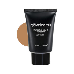 glominerals gloProtective Liquid Base Oil Free Satin II - Beige