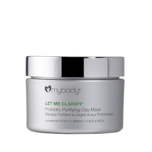 Glowbiotics Probiotic Clarifying Clay Mask