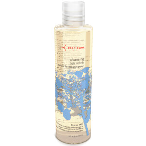 Red Flower Icelandic Moonflower Cleansing Hair Wash
