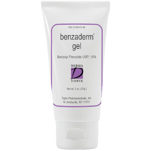 Topix Benzaderm Gel - 10%