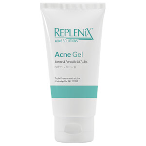 Replenix Acne Solutions Benzoyl Peroxide 5% Acne Gel