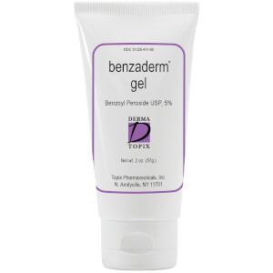 Topix Benzaderm Gel - 5%