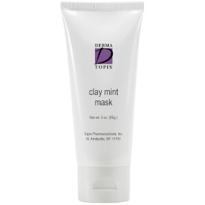 DermaTopix Clay Mint Mask