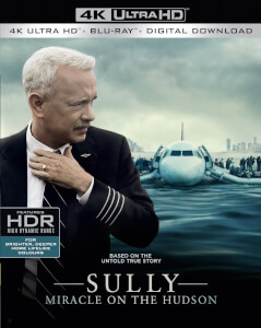 Sully: Miracle on the Hudson - 4K Ultra HD