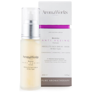 AromaWorks Absolute Face Serum 30ml (Free Gift)
