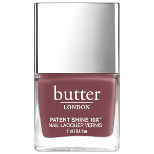 Esmalte de uñas Patent Shine 10X de butter LONDON 11 ml - Toff
