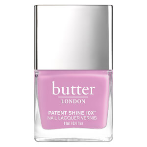 butter LONDON Patent Shine 10X Nail Lacquer 11ml - Molly Coddled